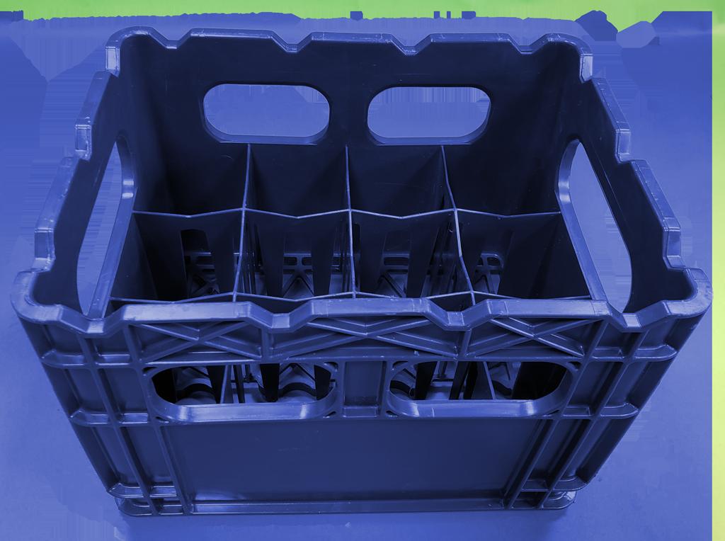 Drader Milk Crates