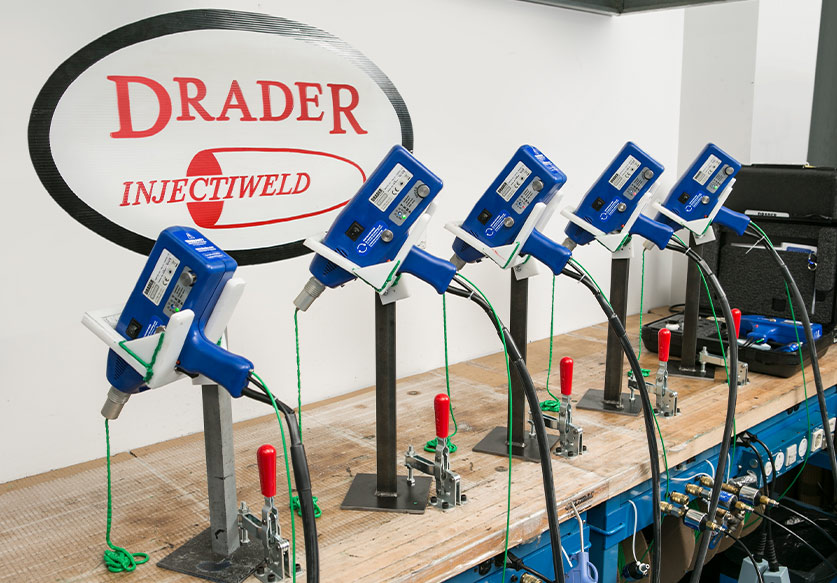 Drader Injectiweld