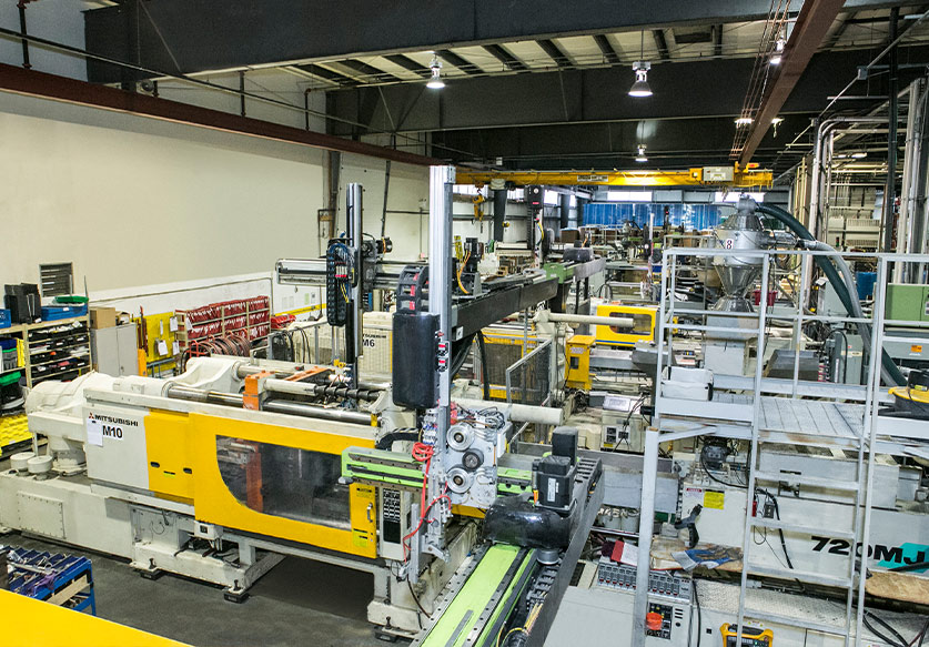 Drader Manufacturing and Production