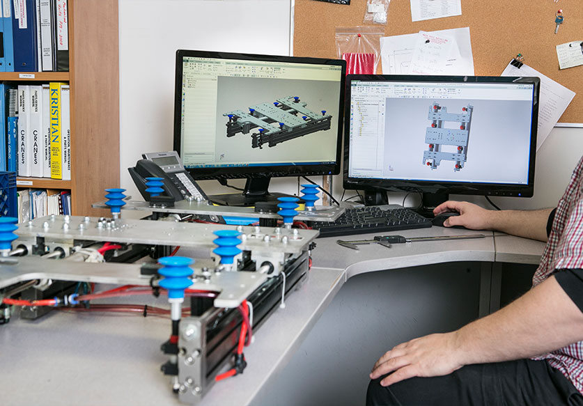 Drader Manufacturing (Engineering and Design)