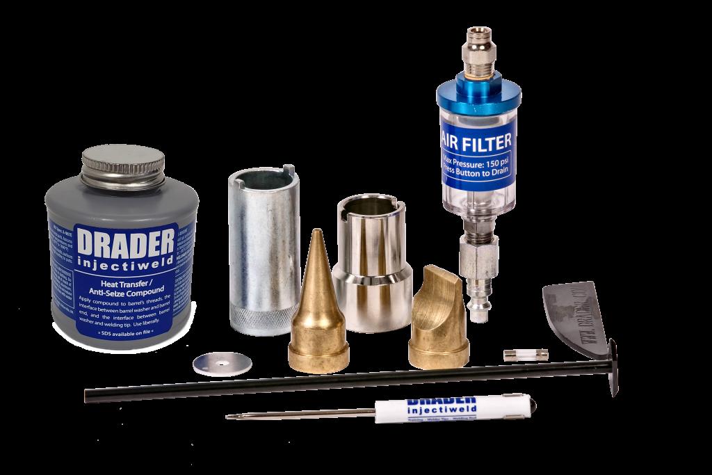 Injectiweld Kit Accessories